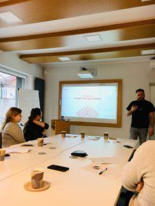 Warsztaty z Szamanem z tworzenia strategii marketingowej