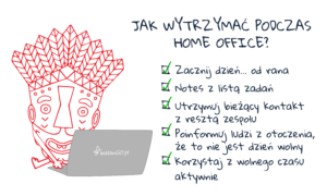 Tipy z tipi na home office