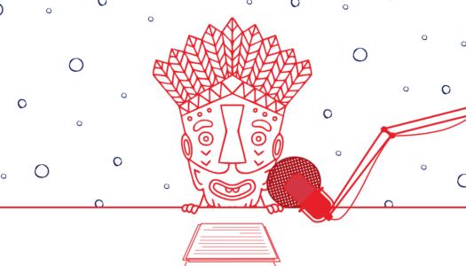 """Jak krok po kroku zrobić własny podcast? [case study """"Złapani w sieć""""]"""